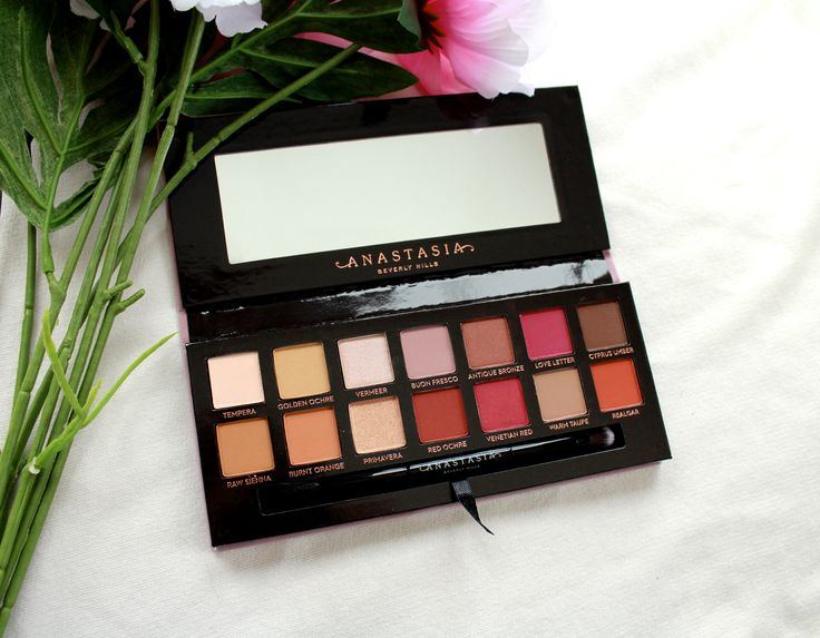 ABH Modern Renaissance Palette Review + Swatches ♛ - YouTube