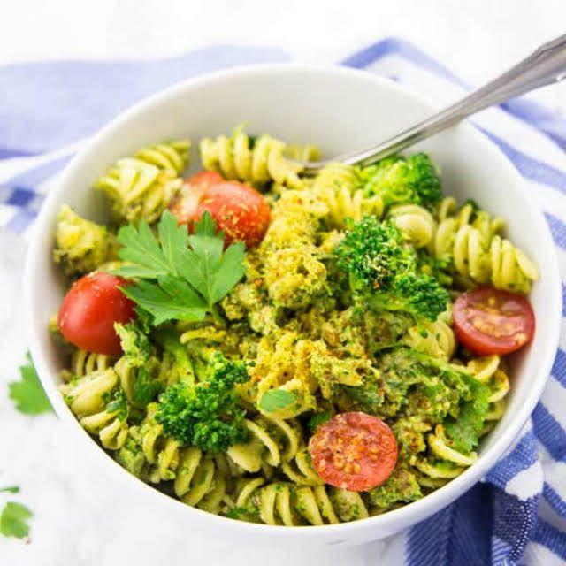 Yummly Personalized Recipe Recommendations And Search Recipe Broccoli Pesto Cherry Tomato Recipes Tomato Recipes