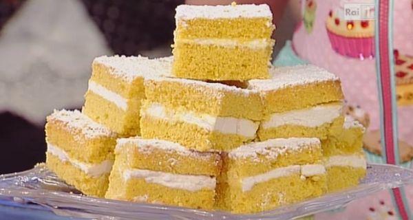 La ricetta delle tortine soffici di Anna Moroni, il dolce da La prova del cuoco