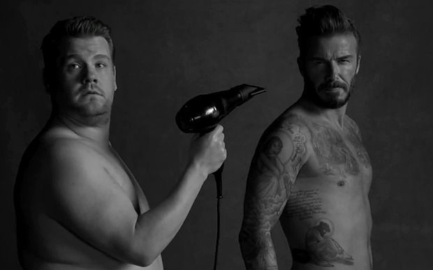 Ο David Beckham δεν φοβάται να γελοιοποιηθεί - Celebrities   Ladylike.gr