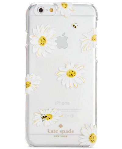 kate spade new york Falling Daisies iPhone 6/6S Case