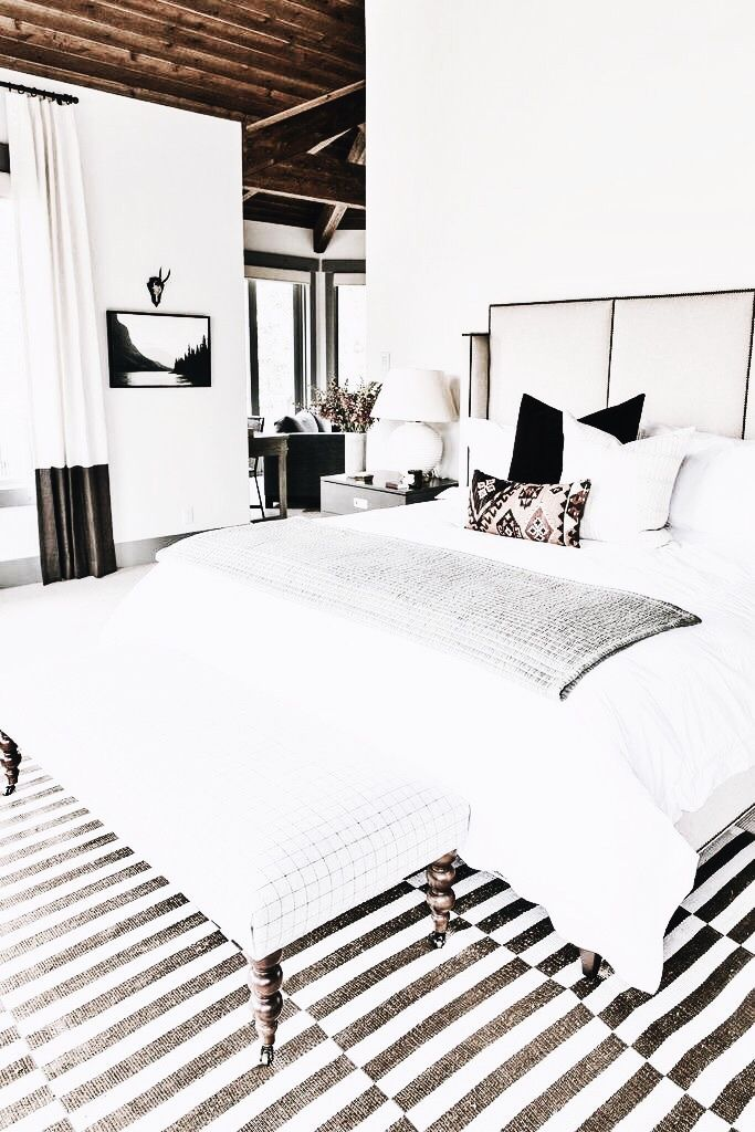 Insta And Pinterest Amymckeown5 White Bedroom Design