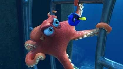 Meet Hank, Dory's Cranky New Friend in Disney Pixar's 'Finding Dory'