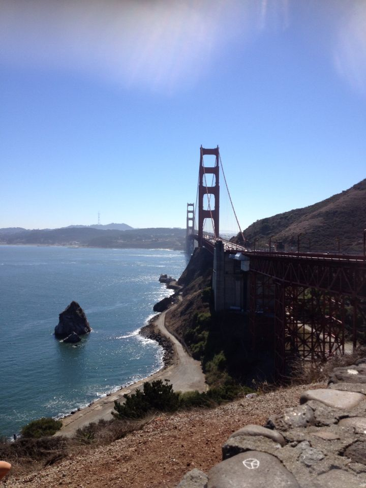 Golden Gate Bridge #SanFrancisco