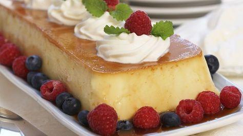 Skal du lage hjemmelaget karamellpudding for første gang er det god hjelp i våre trinn for trinn-bilder med ekstra god forklaring på hvordan du skal gjøre det.