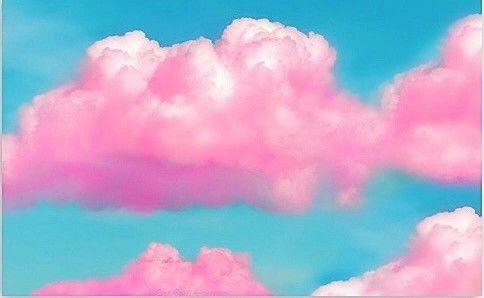 Cloud pink!