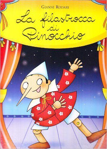 Filastrocca di Pinocchio di Gianni Rodari e Raul Verdini - Filastrocche per tutt...