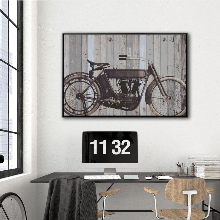 HARLEY PRADZIADKA  MIXGALLERY transport,motor,wallart,canvas,canvas print,home decor, wall,framed prints,framed canvas,artwork,art