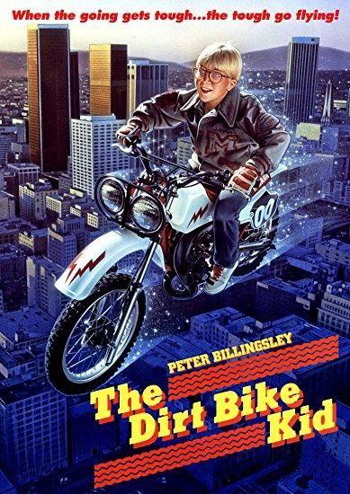 Peter Billingsley & Stuart Pankin & Hoite Caston-Dirt Bike Kid