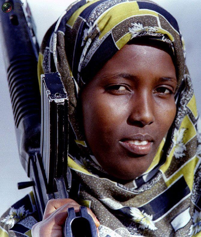 Somalia women!