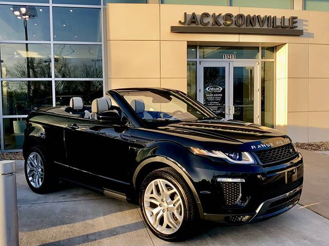 Land Rover Jacksonville >> This Just In Landrover Jacksonville A 2018 Rangerover Evoque