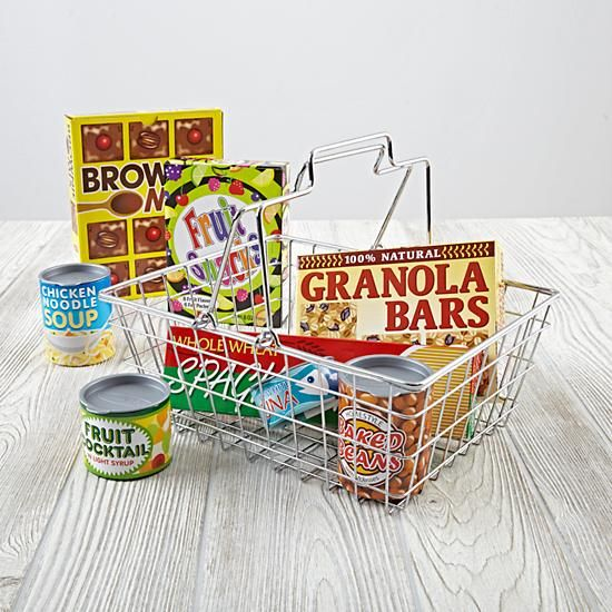 Grocery Basket | The Land of Nod