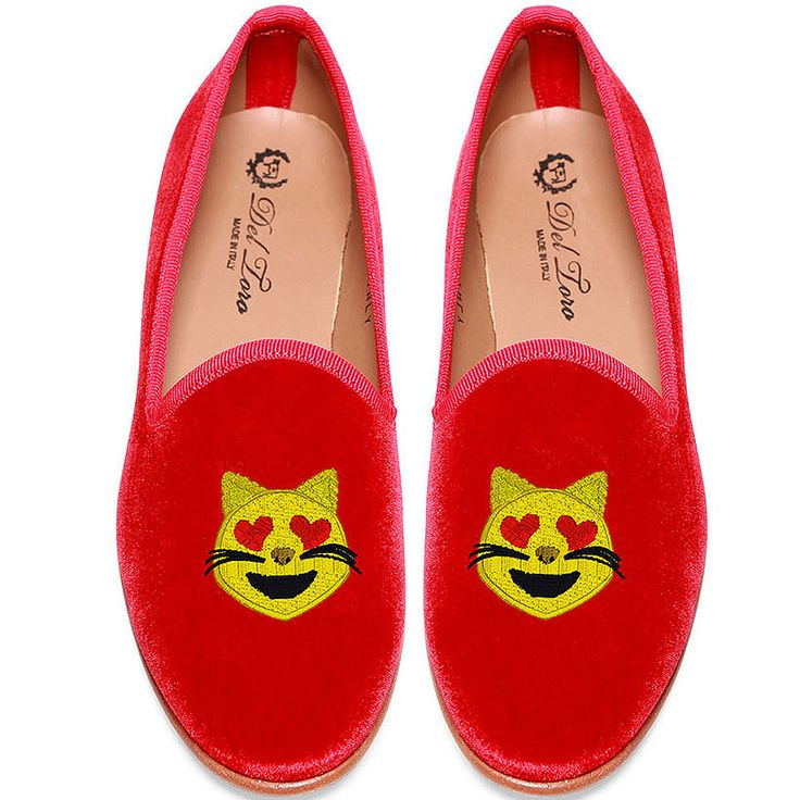 The Emoji Loafers and Clutches You Never Knew You Needed: It's disturbing hard to imagine what life was like before emojis.