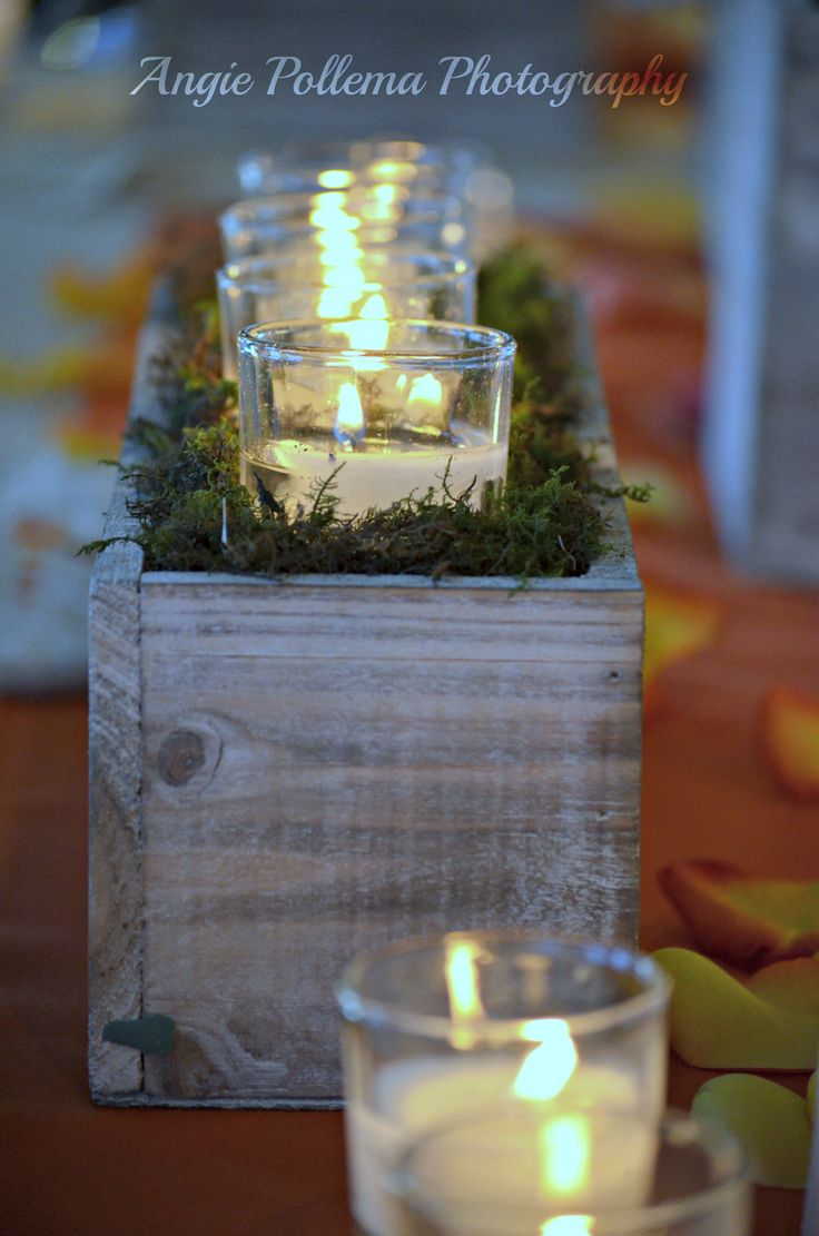 Birthday table decorations for men - This Is Another Neat Idea For Table Centerpieces Dont U Think