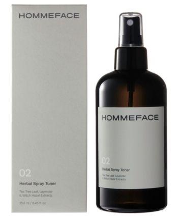 Herbal Spray Toner for Men, 8.45 oz – Heather Gray