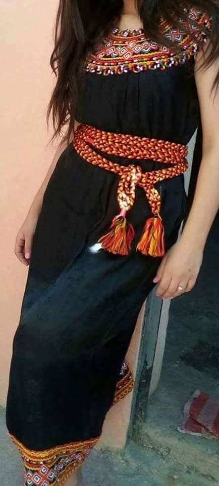 Les 44 meilleures images du tableau robe de maison for Maison kabyle moderne