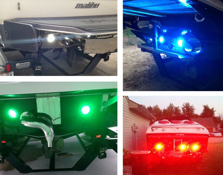Underwater LED boat lights installed and ready to go 34 best LED boat lighting images on Pinterest   Boating  Pontoon  . Exterior Led Lights For Boats. Home Design Ideas