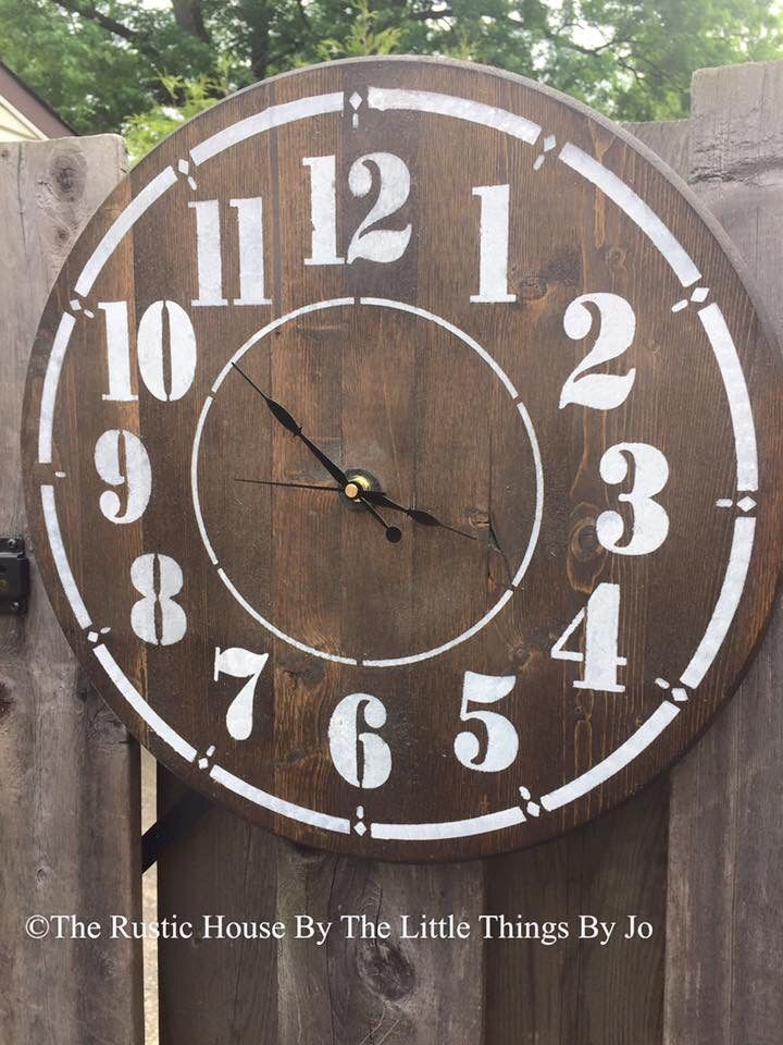 Do you have a wall clock somewhere in your house, or you think you don't need one just because you have a smartphone? Certain wall clocks are a decor piece ,they make a statement …