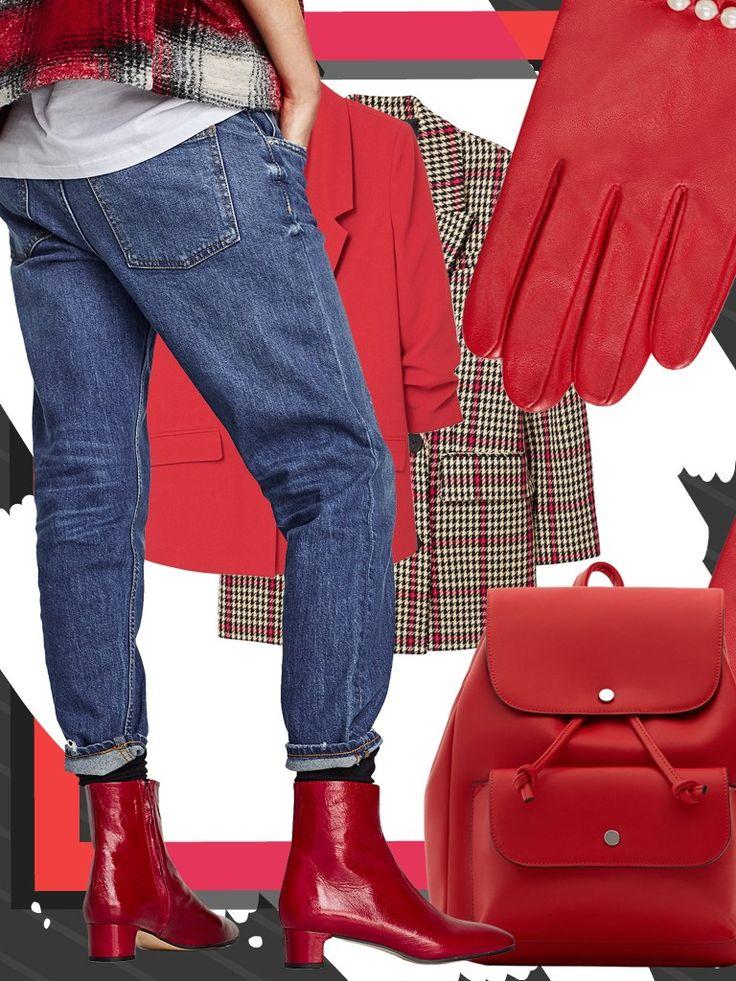 Il colore di tendenza per la moda di questo inverno è il rosso! Un colore caldo e chic, sinonimo di passione ed eleganza 😍  Scopri subito la selezione dei capi donna 👇👇👇  #splitmind #red #passion #rosso #blog #fashion #women #winter
