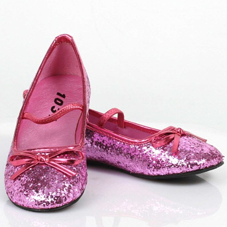 Sparkle Ballerina Shoes (Pink) Child, 62741