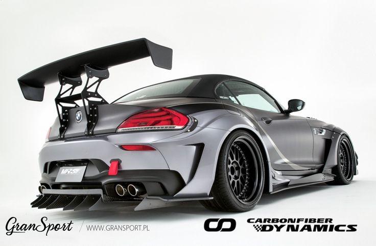 Wyścigowy wygląd w połączeniu z wygodnym, seryjnym samochodem? Teraz to możliwe!  W naszej ofercie znajdziecie bogaty wybór dodatków z włókna węglowego do BMW Z4 E89. Wśród akcesoriów znajdują się zarówno bezkompromisowe elementy o wyścigowym charakterze jak i znacznie dyskretniejsze, podkreślające sportową nutę BMW.  Sprawdźcie sami w GranSport - Luxury Tuning & Concierge! http://gransport.pl/index.php/carbon/bmw/z4-e89.html
