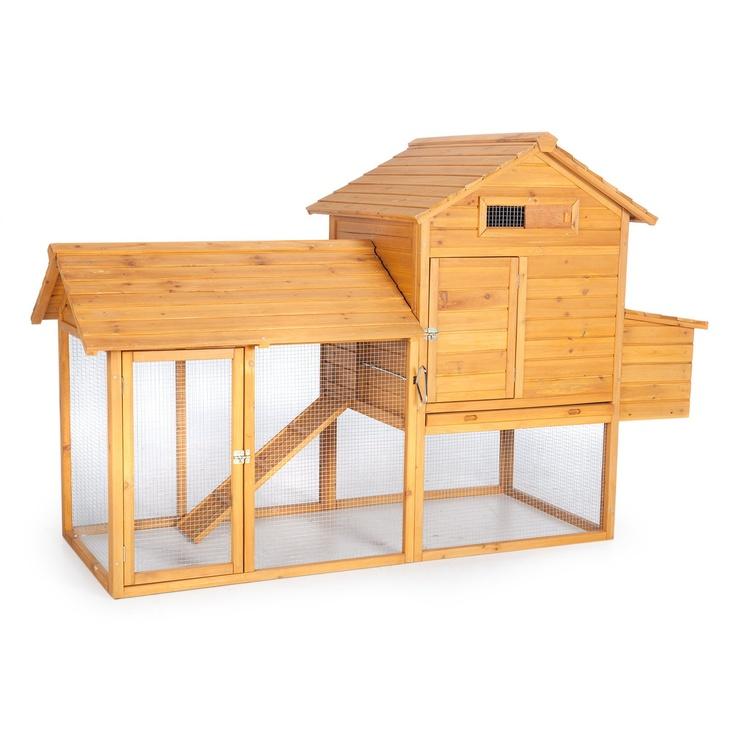 Boomer & George Tree-Tops Chicken Coop