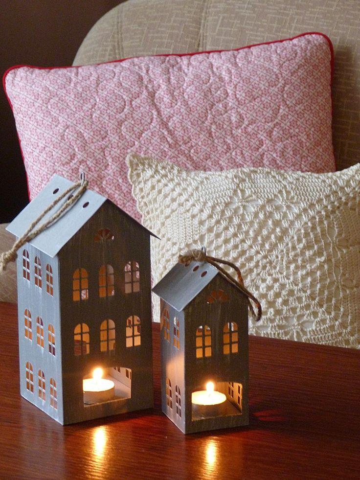Kouzlo mého domova: Háčkovaný polštář