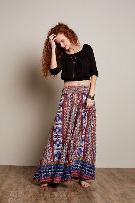 Mosaic Print Barcelona Pants... Earthbound trading company website