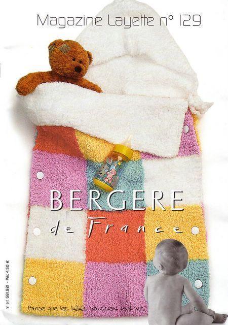 Bergère de France Layette 129 - ok