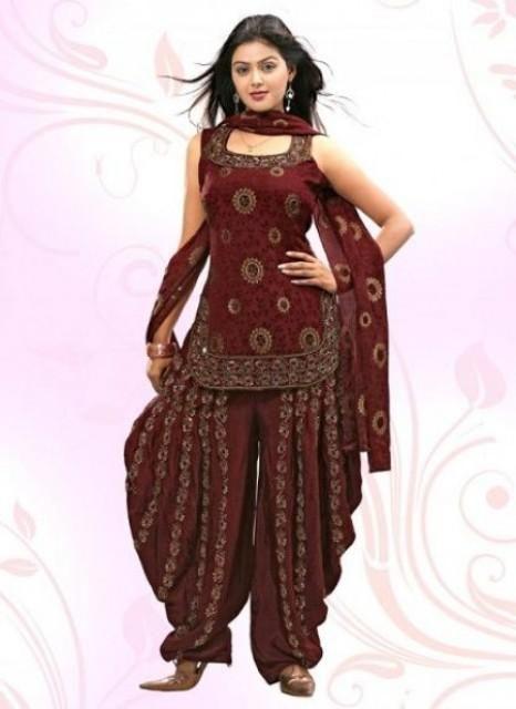 Latest-Beautiful-Patiala-Salwar-Kameez-Collection-2012-13-For-Girls | Fashion - Traditional ...