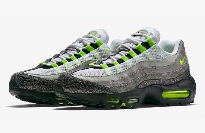 First look at the Nike Air Max 95 Safari. Coming 6th August. What do you guys think?  http://ift.tt/1LSYx8x