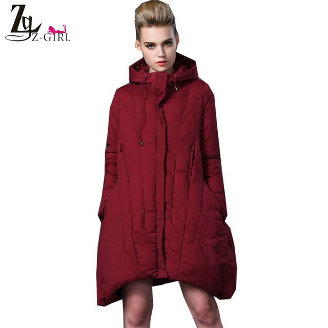 new 2015 women winter coat wadded jacket long plus size 6XL Parka fur collar thickening hood abrigos female snow wear SY3534 US $56.92-60.08 To Buy Or See Another Product Click On This Link  http://goo.gl/yekAoR