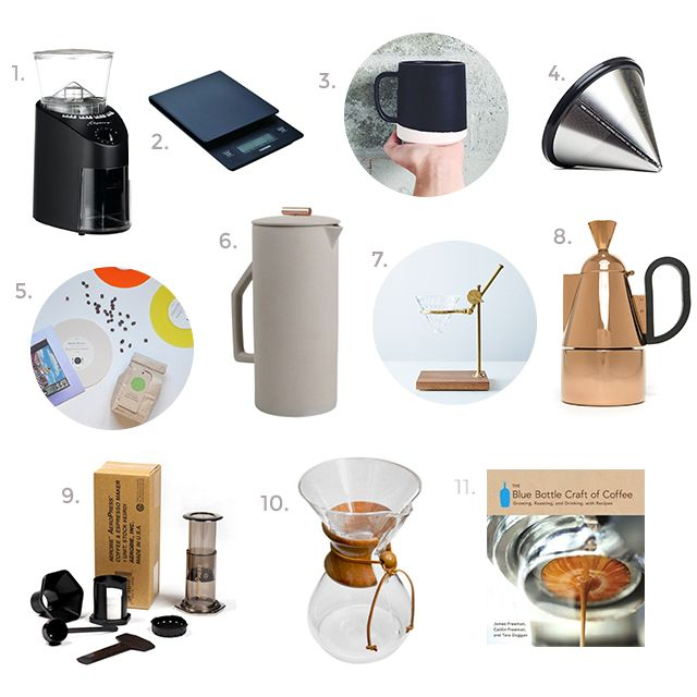 Better Brew: The Coffee Gift Guide | Turntable Kitchen