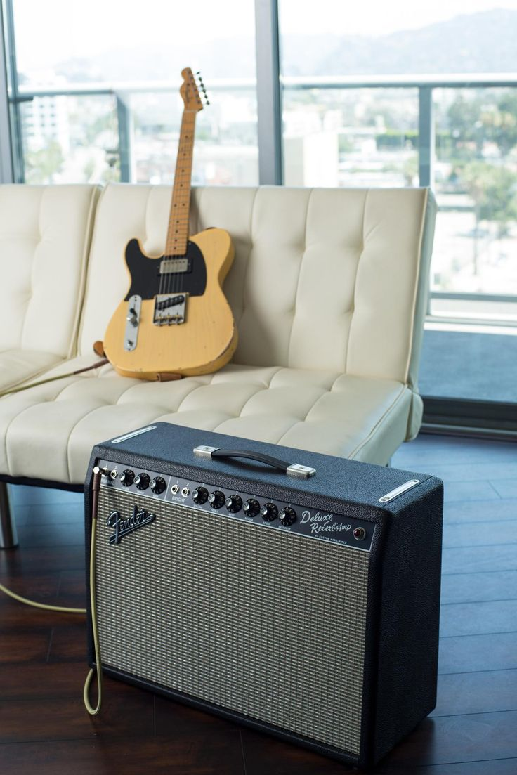 Click to watch #ChaseBryant demo the new '64 Custom Deluxe Reverb amplifier.    #fender #amplifier #guitaramp #music #country #guitarist