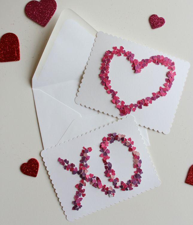 Best 25 Diy valentines cards ideas – Valentines Diy Cards