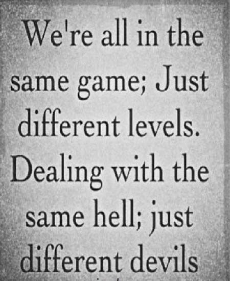We Are All In The Same Game Words Pinterest Quotes