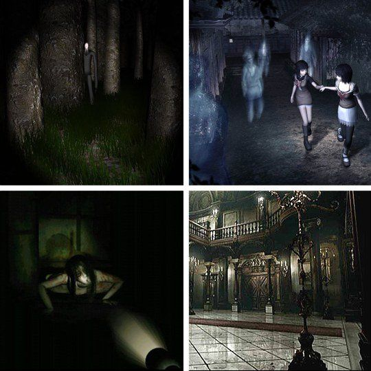 10 Scariest Video Games to Play in the Dark for Halloween — Apartment Therapy Game Room