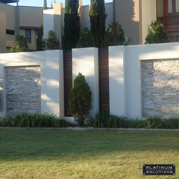 Best 25 Brick Fence Ideas On Pinterest Yard Gates