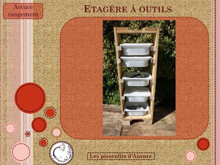 25 best ideas about caisse de rangement plastique on pinterest caisse rang - Peindre etagere ikea ...