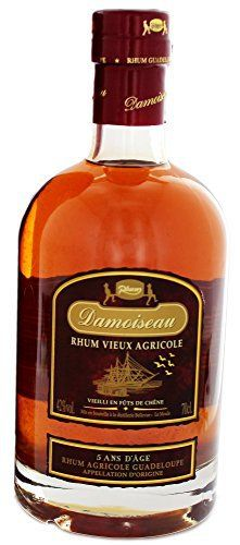 Damoiseau – Rhum Damoiseau 5 Ans: Teneur en alcool : 42° Origine : Guadeloupe Âge : 5 ans