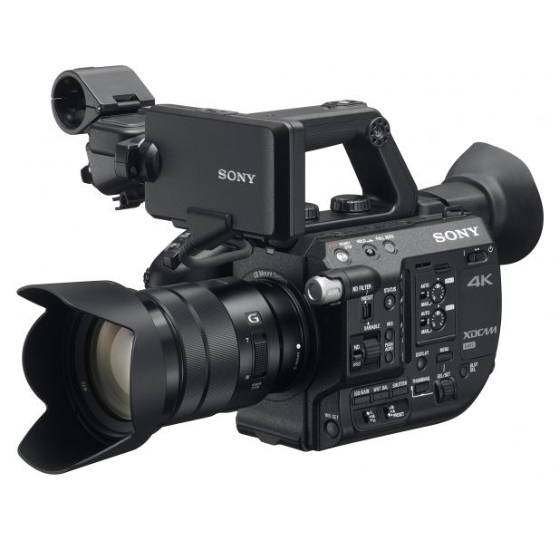 Sony PXW-FS5 Presentation Plus A7R II and A7S II Tech Talk from PhotoPlus 2015