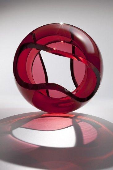 Strait, 2011, glas, 31x31x31cm (John Kiley)