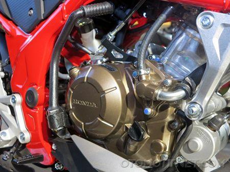 Galeri Foto Honda CB150R Special Edition 9