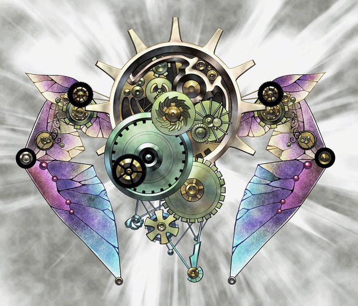 Anutpada Illustration from Arcana Heart 3
