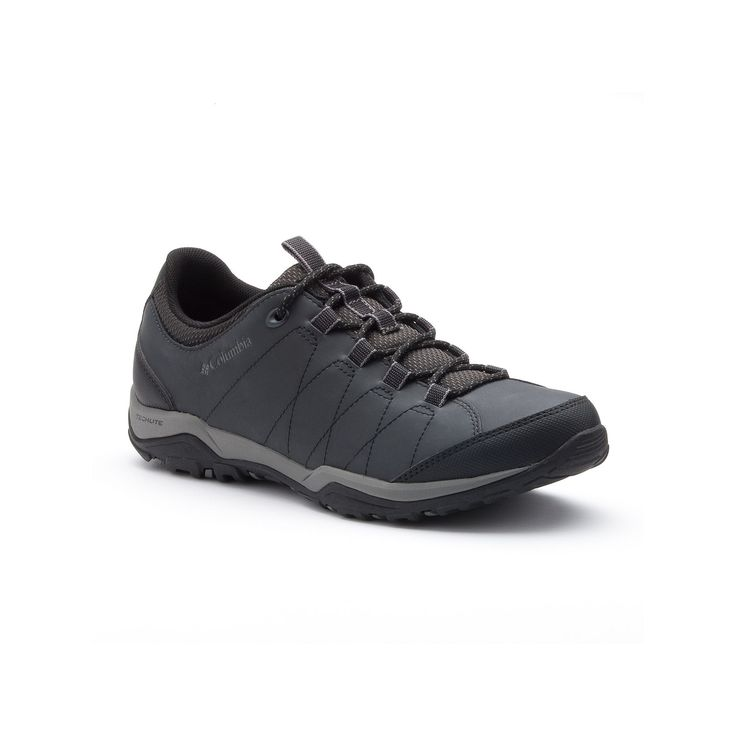 Columbia Sentiero Men's Trail Shoes, Size: 10.5, Grey (Charcoal)