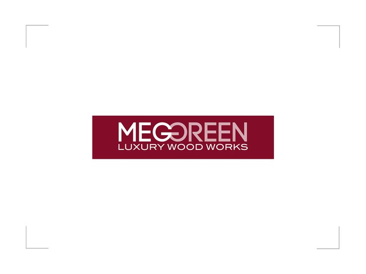 Meggreen on Behance by Endea  #logo #brandidentity #inspiration