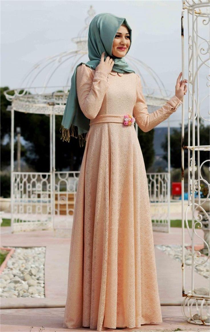 Gamze Polat Somon Masal Elbise