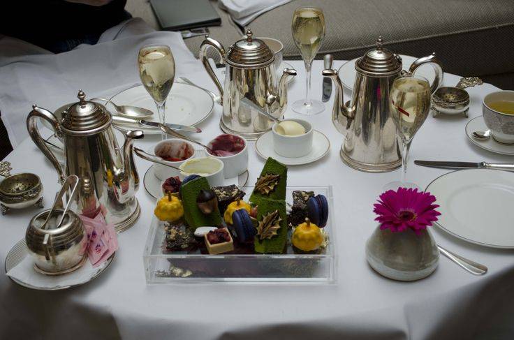 Afternoon Tea is probably one of the more British experiences I can think of.