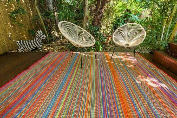 Waterproof Outdoor Rugs Plastic Rug, Round Outdoor Rugs Target Australia