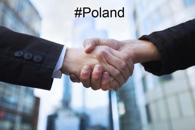 shipping address in Poland